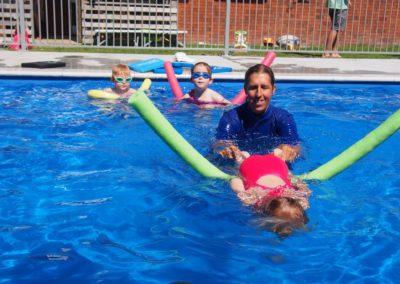 Children Babies Swimming lessons Papamoa Tauranga