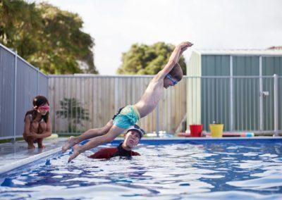 Water Safety Swimming lessons Papamoa Tauranga