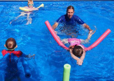 Experienced swim teacher papamoa tauranga